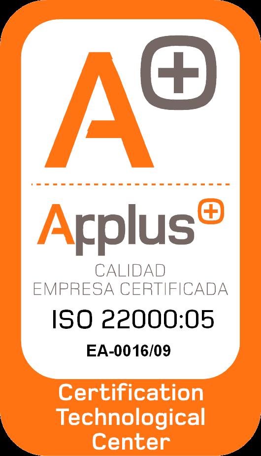 Precoan ISO 22000
